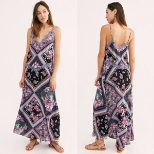 Free People Stevie Maxi Dress size Small